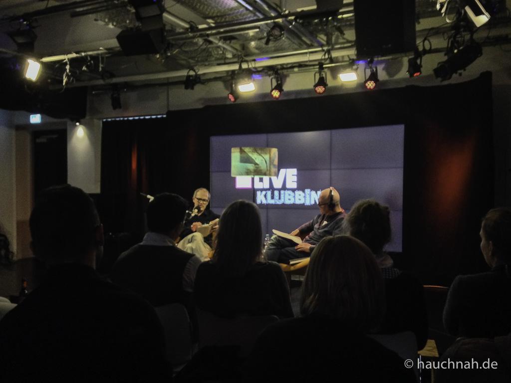 1Live Klubbing - Mike Litt mit Markus Berges